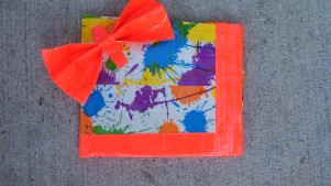 Duct Tape Wallet ($2)
